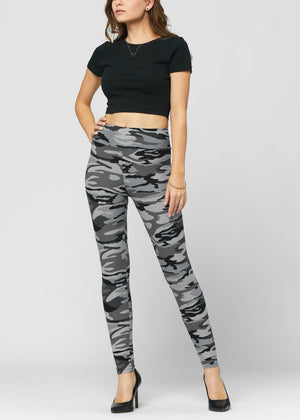 Chloe In Plain Sight Ultra Soft High Waist Leggings