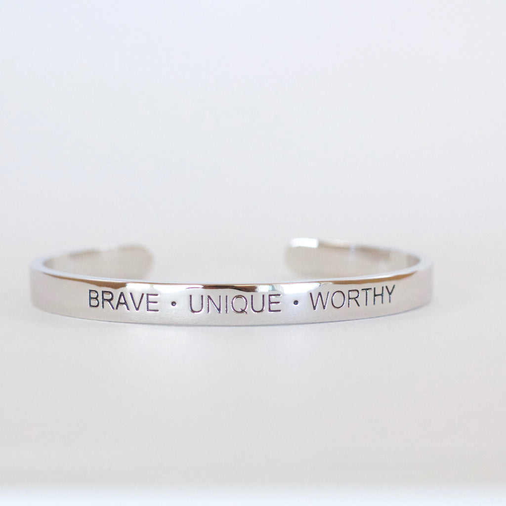 Brave・Unique・Worthy