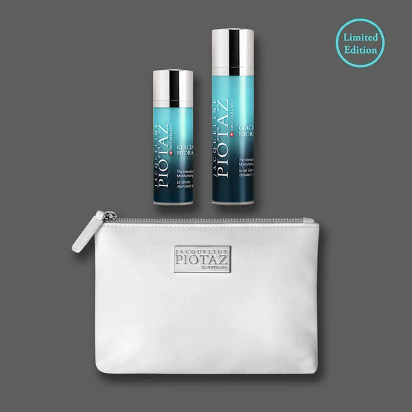 The Glacial Hydration Duo Gift Set