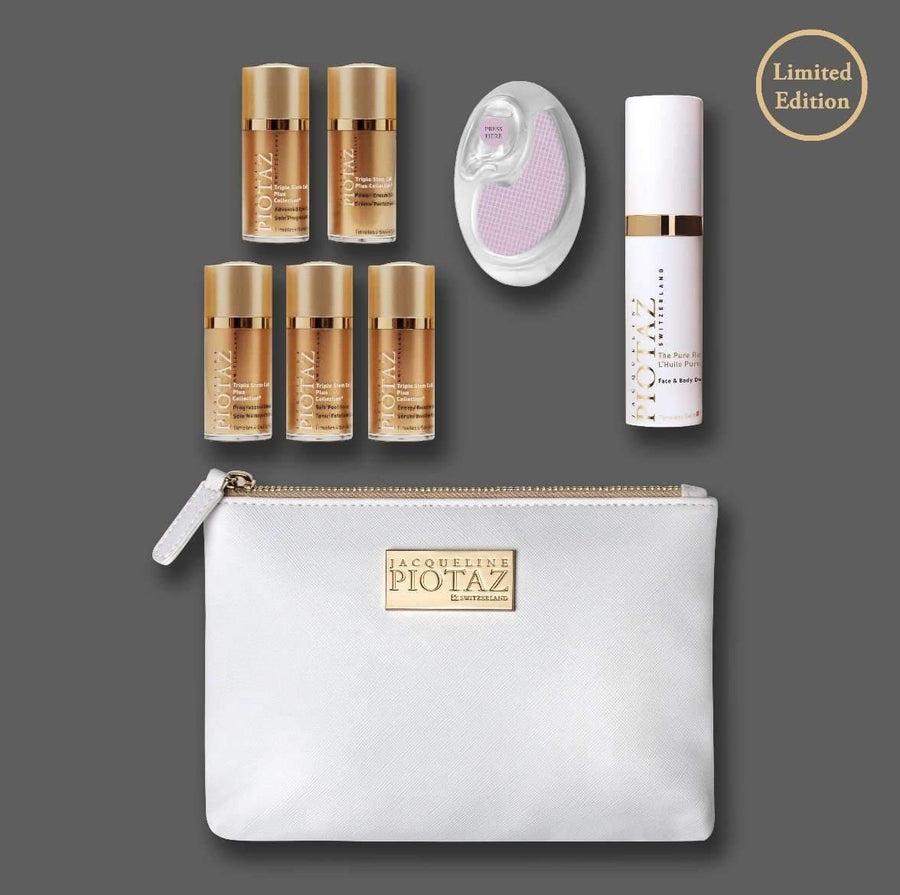 The Deluxe Travel Set - Jacqueline Piotaz Switzerland