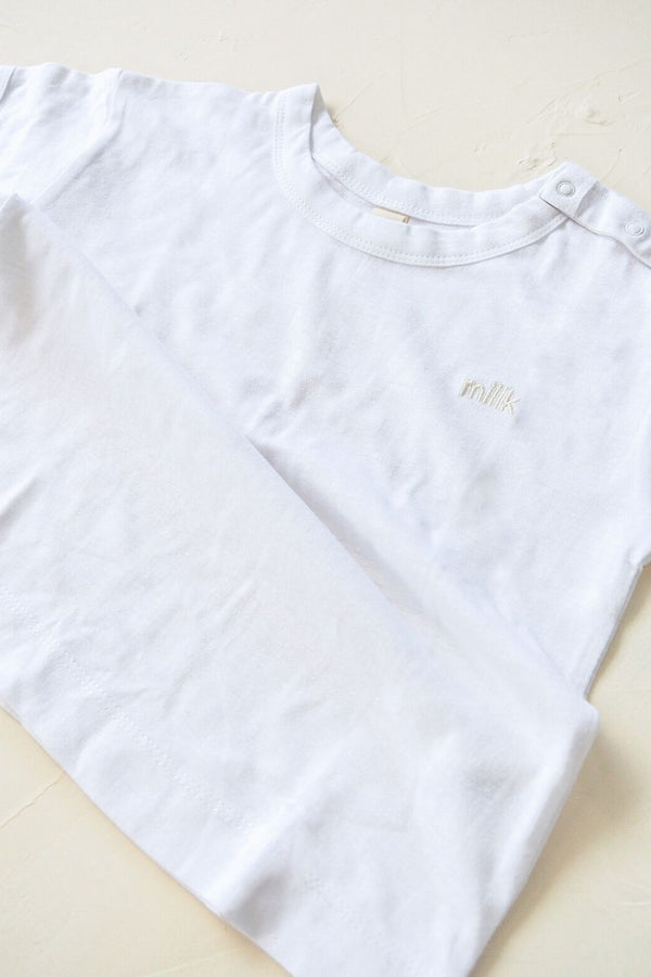 The Original Organic Tee - White