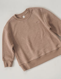 The Comfort Oversize Jumper - Husk