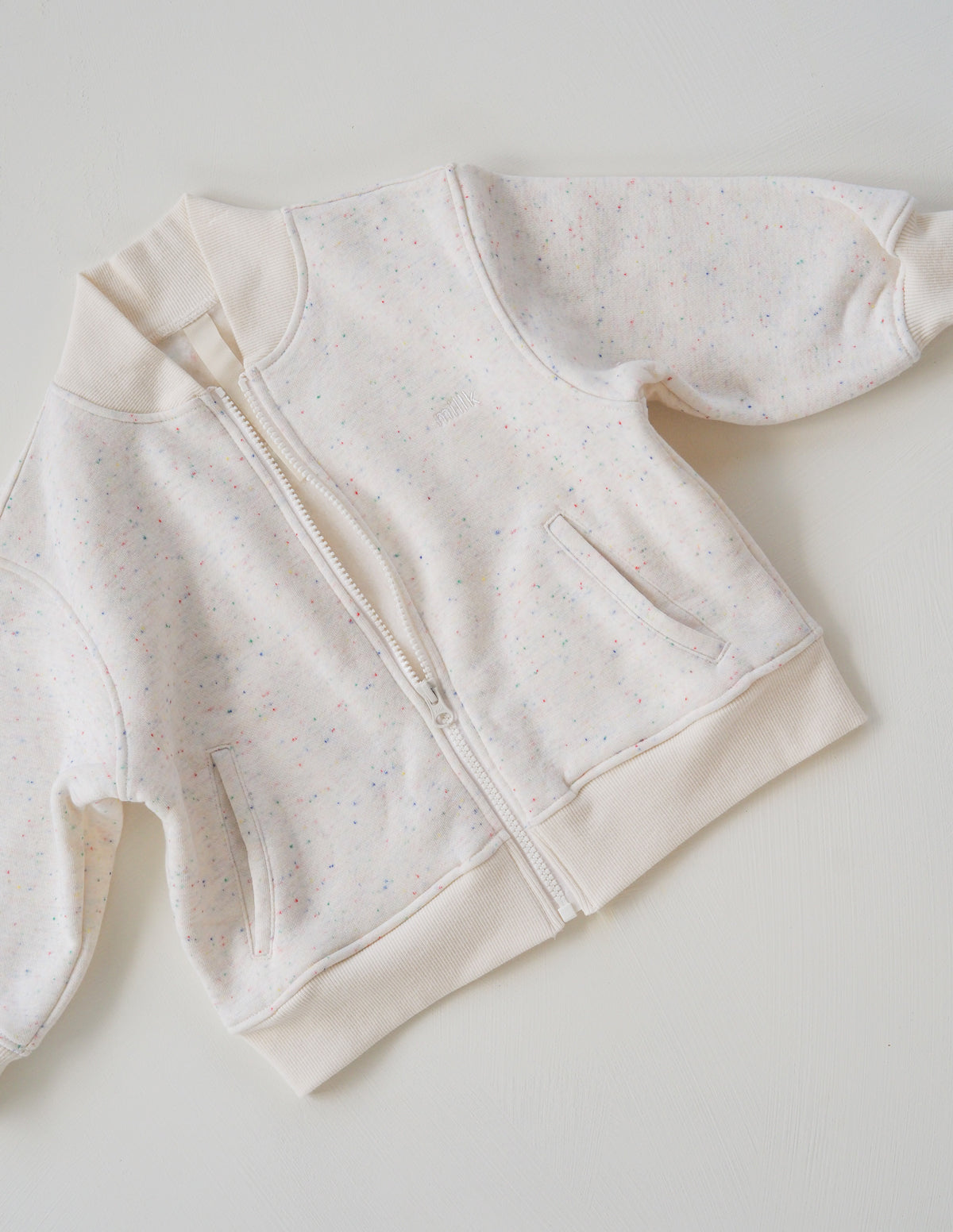 The Comfort Bomber - Cream Sprinkle