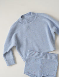 The sky sprinkle knit jumper