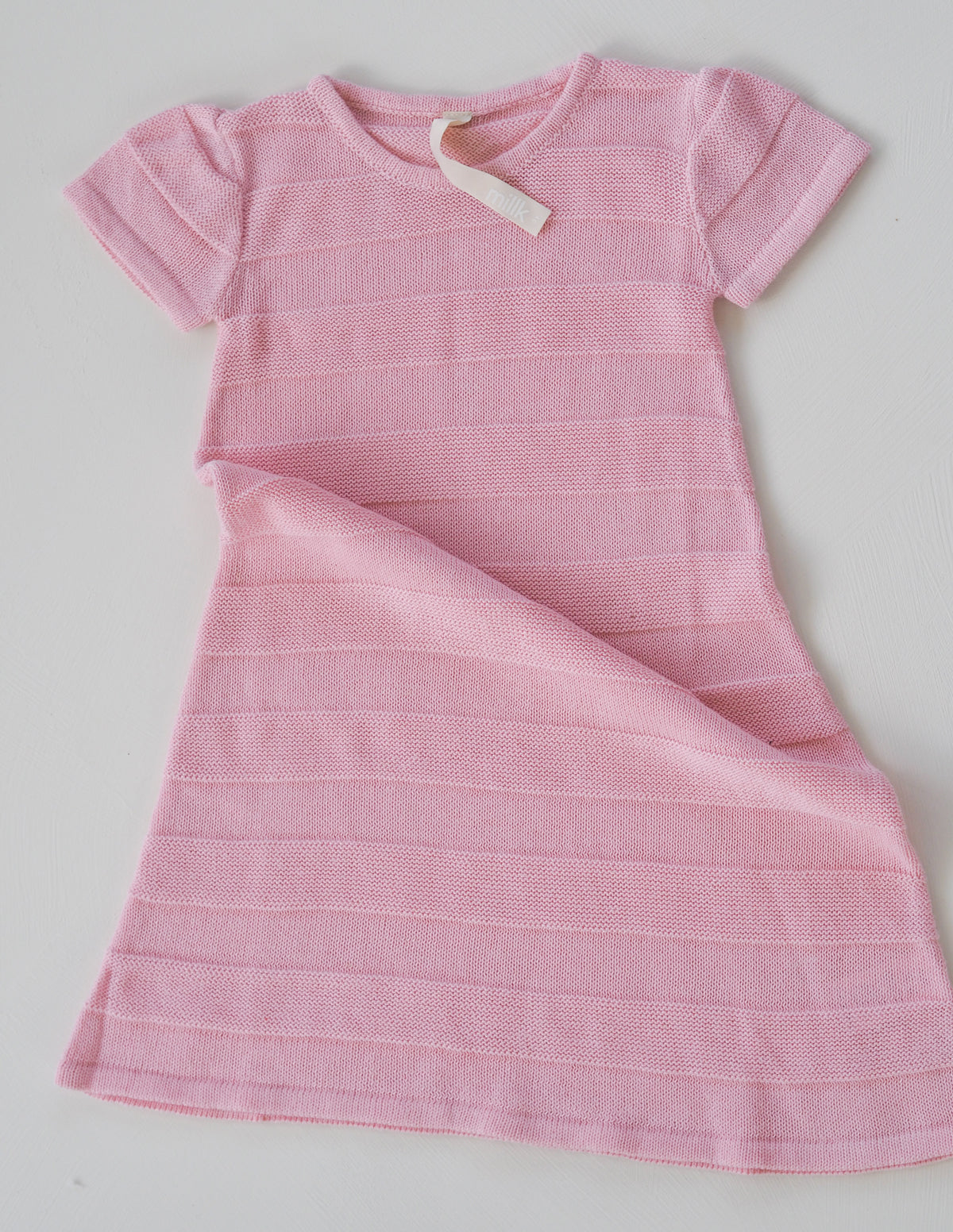 The Weekend Dress - Blush