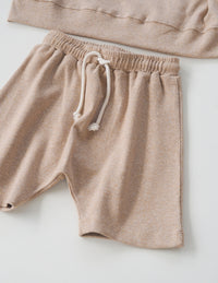 The Lounge Short - Tan Marle