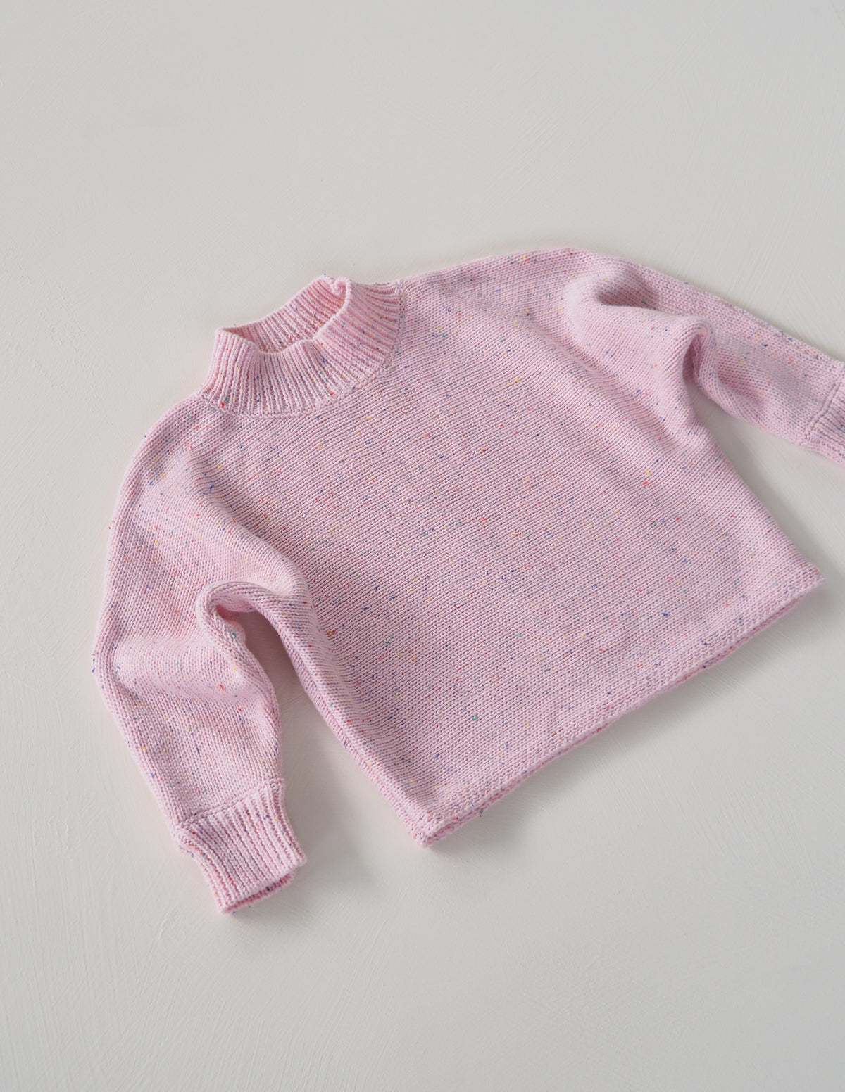 The Pink Sprinkle Knit Jumper
