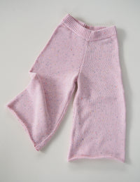 The Pink Sprinkle Knit Pant