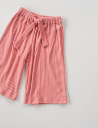 The Easy Pant - Rose