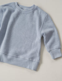The Comfort Oversize Jumper - Powder Blue