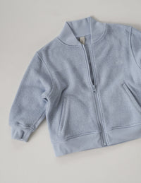 The Comfort Bomber - Powder Blue
