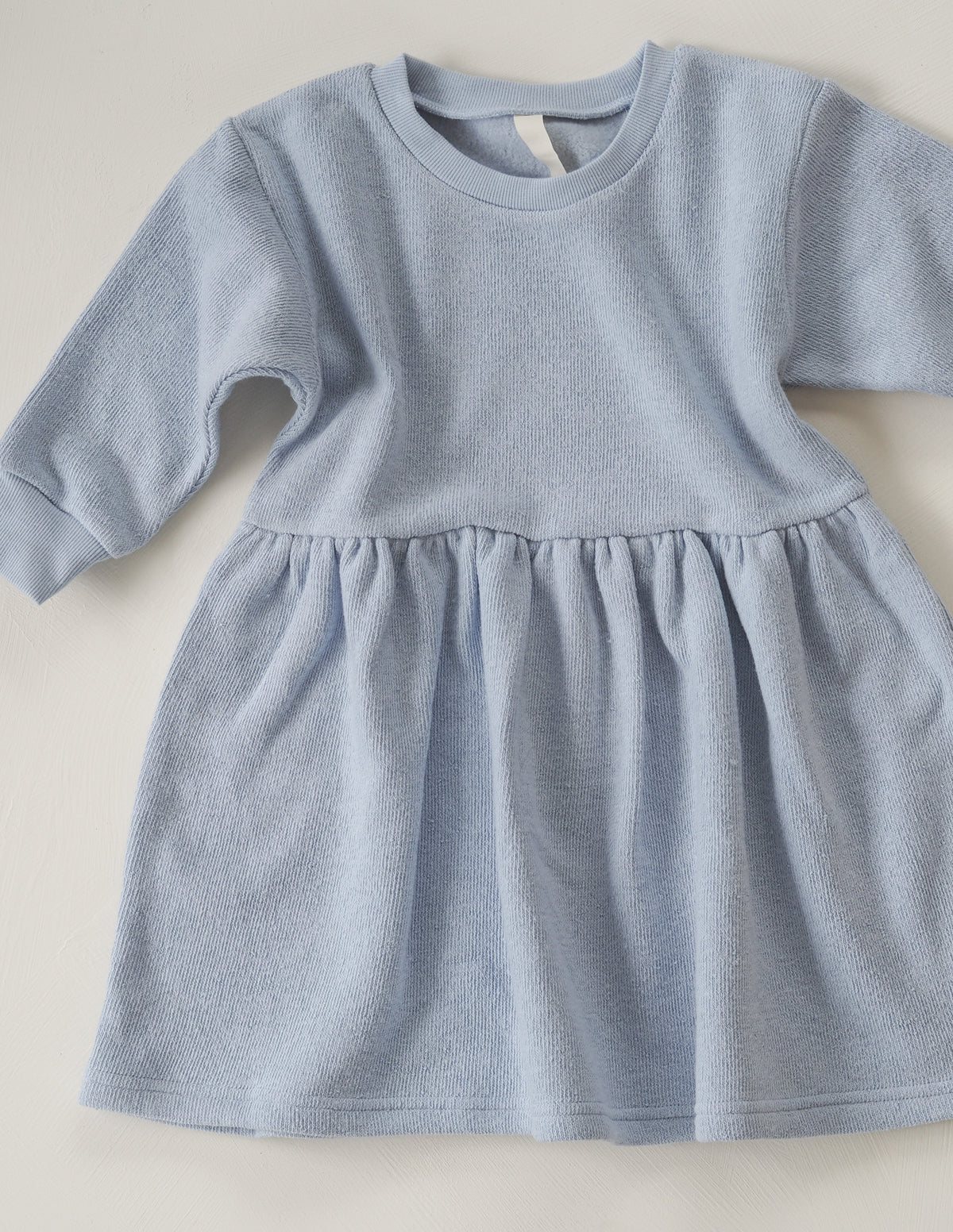 The Comfort Dress - Powder Blue