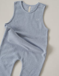 The Comfort Overall - Powder Blue