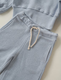 The Comfort Pant - Powder Blue