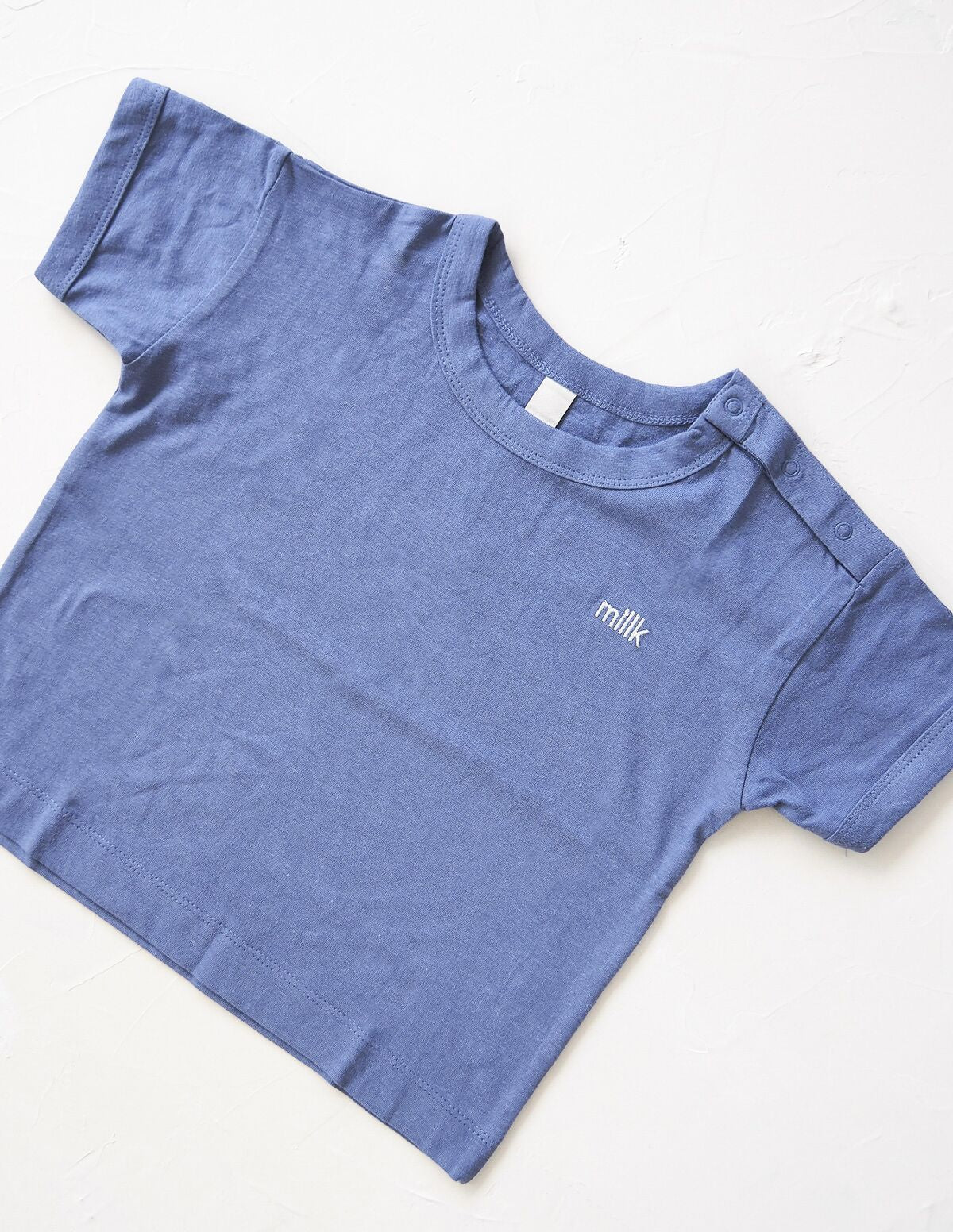 The Original Organic Tee - blue