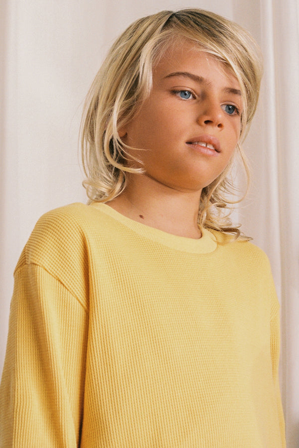 The Relax Oversize Jumper - Golden