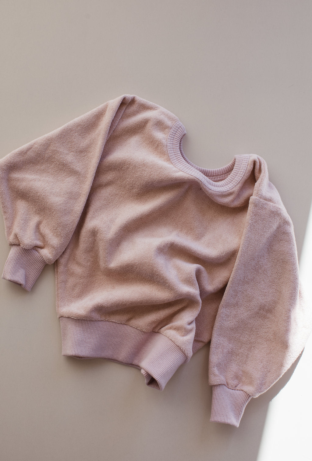 the exclusive sweater - lilac