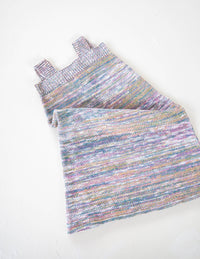 The Rainbow Heirloom Dress