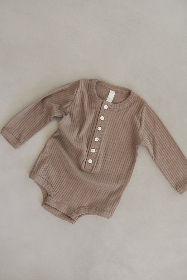 The Base Seasonal Onesie - Chocolate