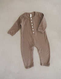 The Base All In Onesie - Chocolate