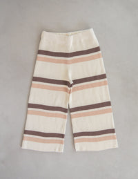The Comfy Pant - Chocolate Stripe