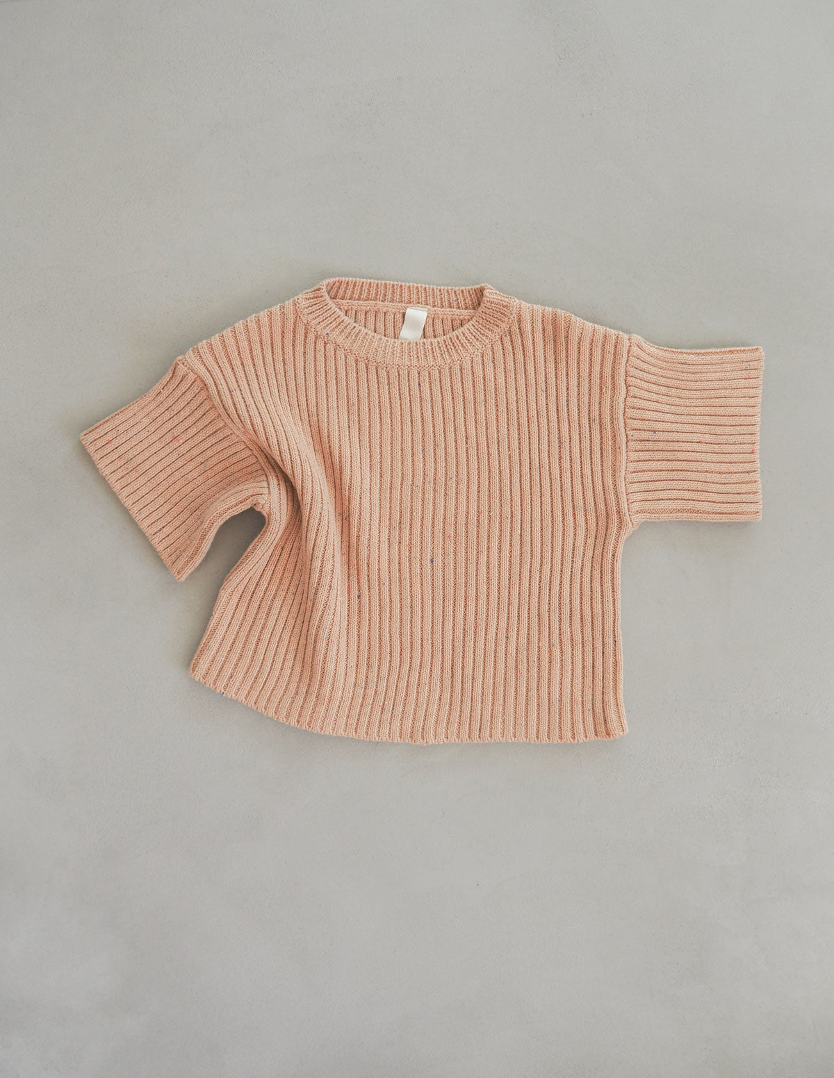 The Chunky Sprinkle Tee - Toffee