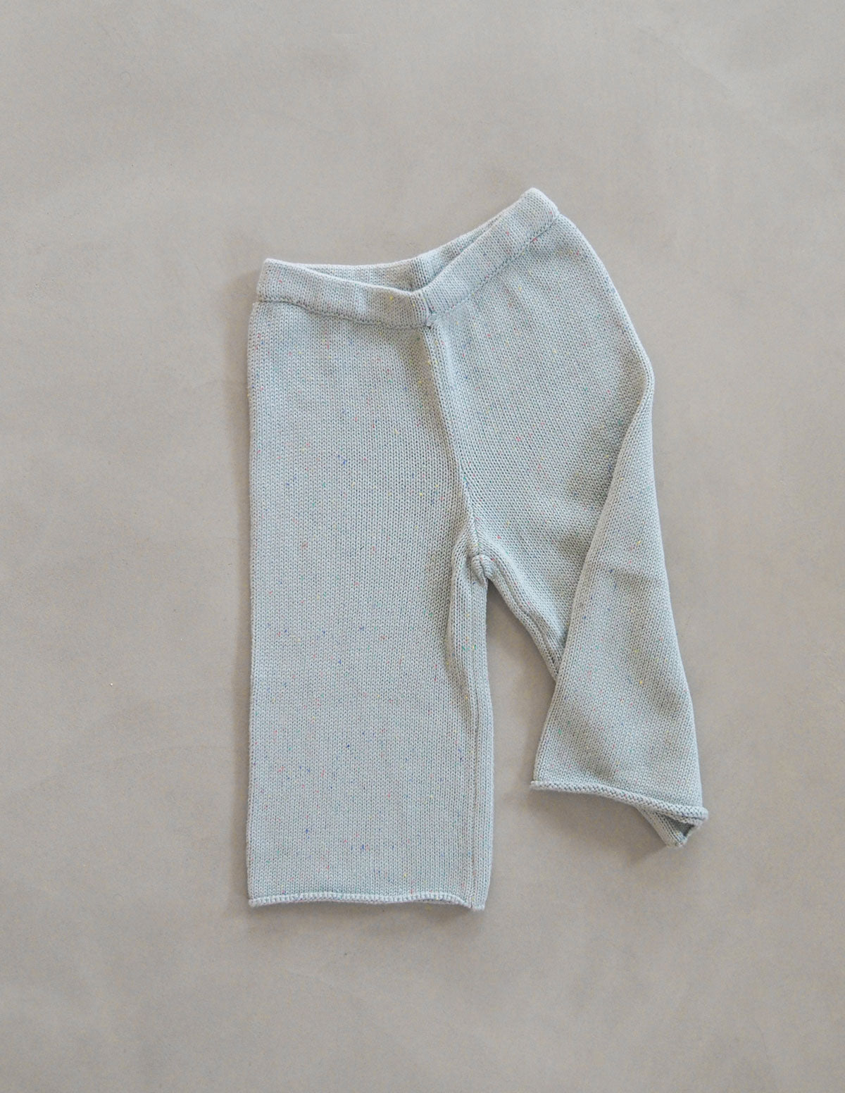 The Sprinkle Straight Pant — Seaglass