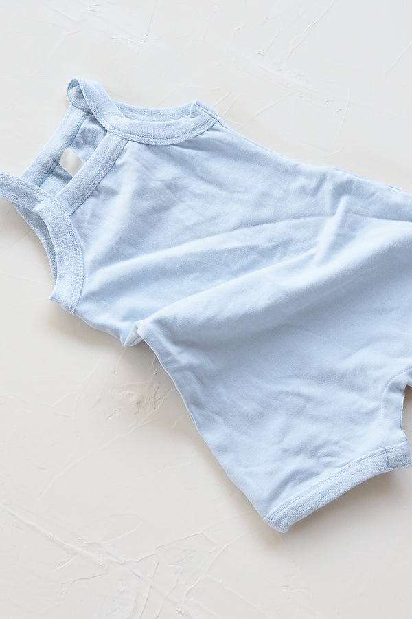 The Key Playsuit - Sky