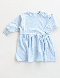 The Basic Oversize Dress - Sky