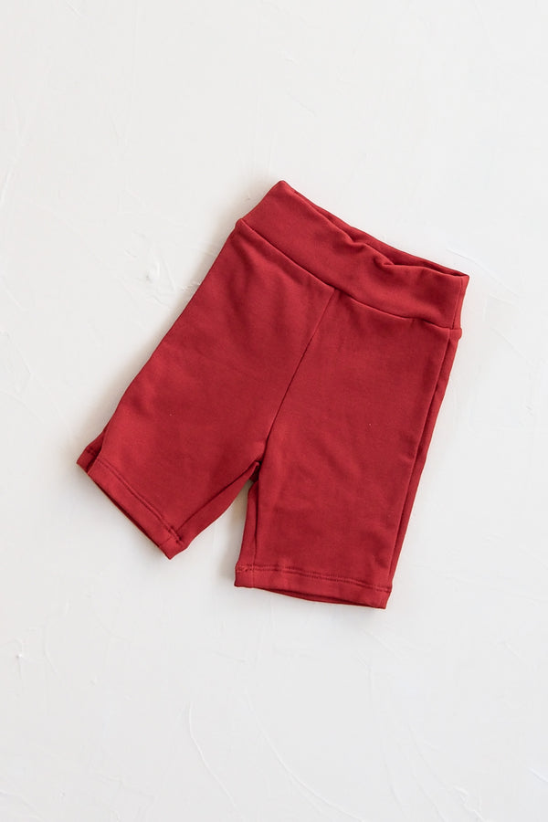The Key Bike Short - Red