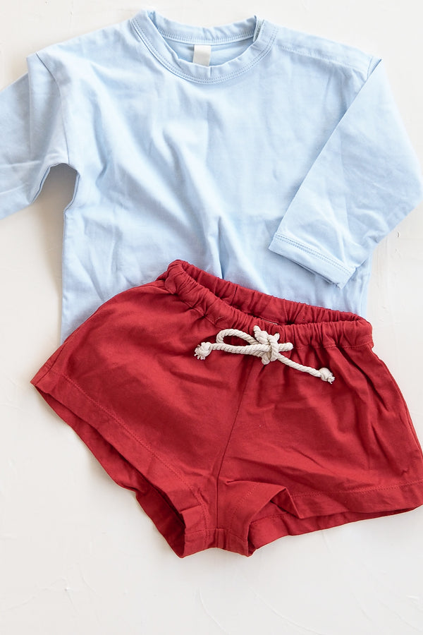 The Basic Short - Red