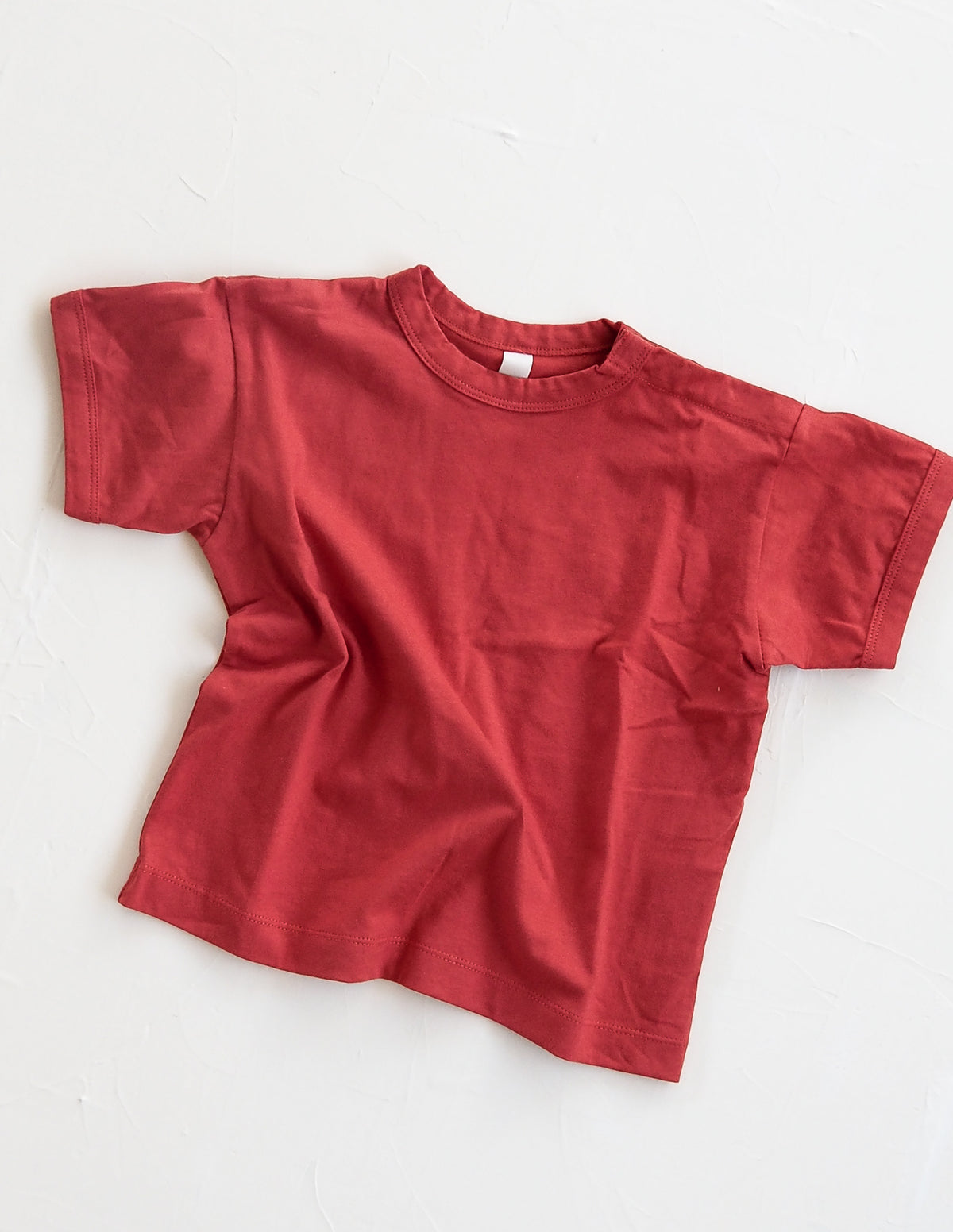 The Basic Tee - Red