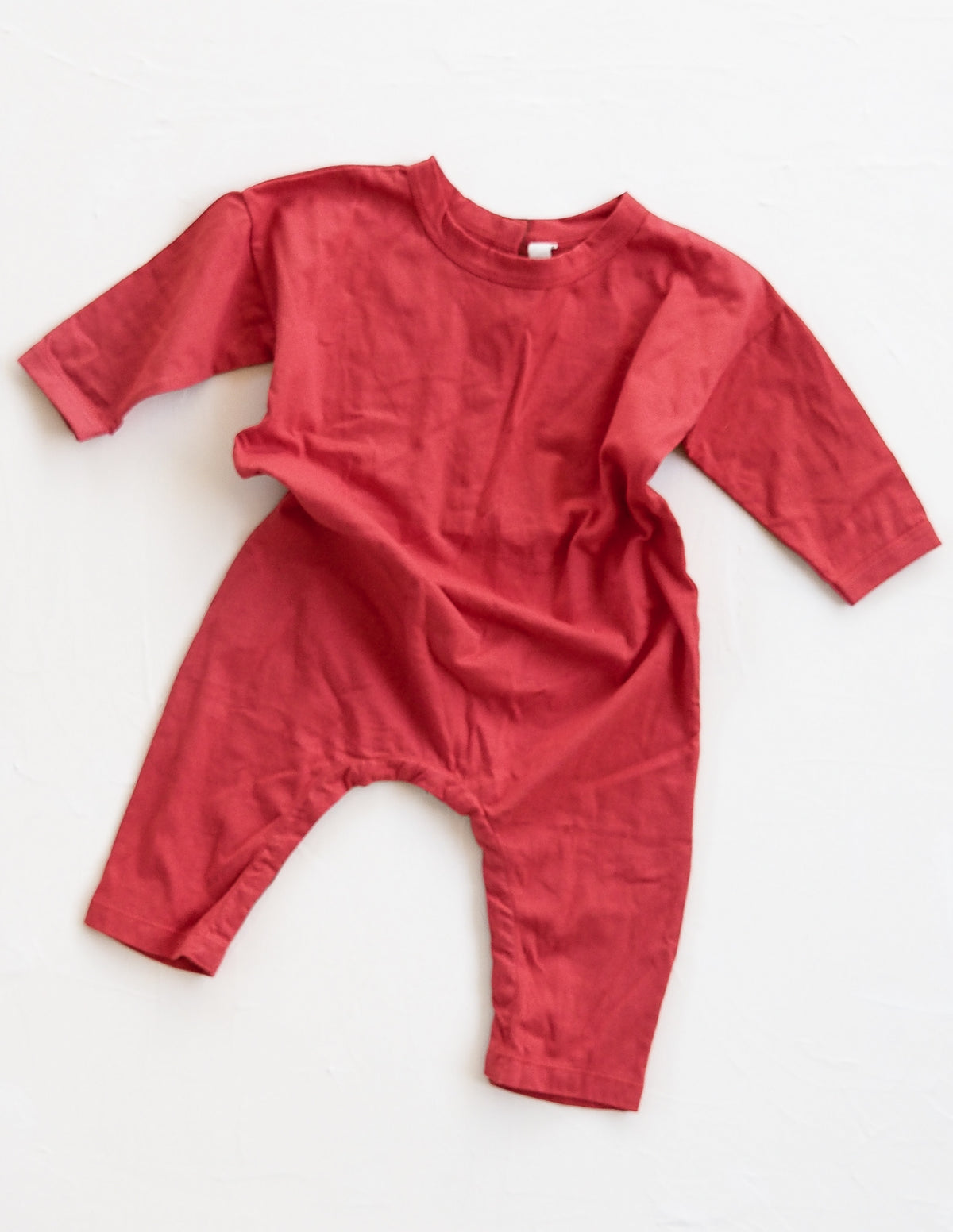 The Basic Pantsuit - Red