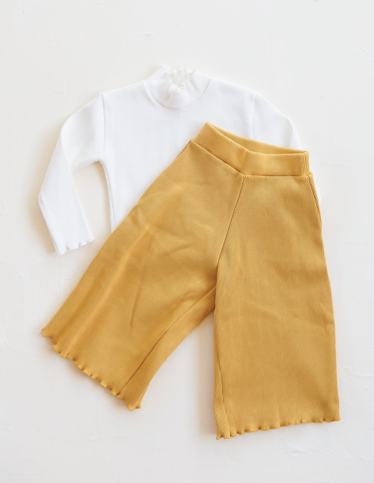 The Weekender Flare Pant - Golden