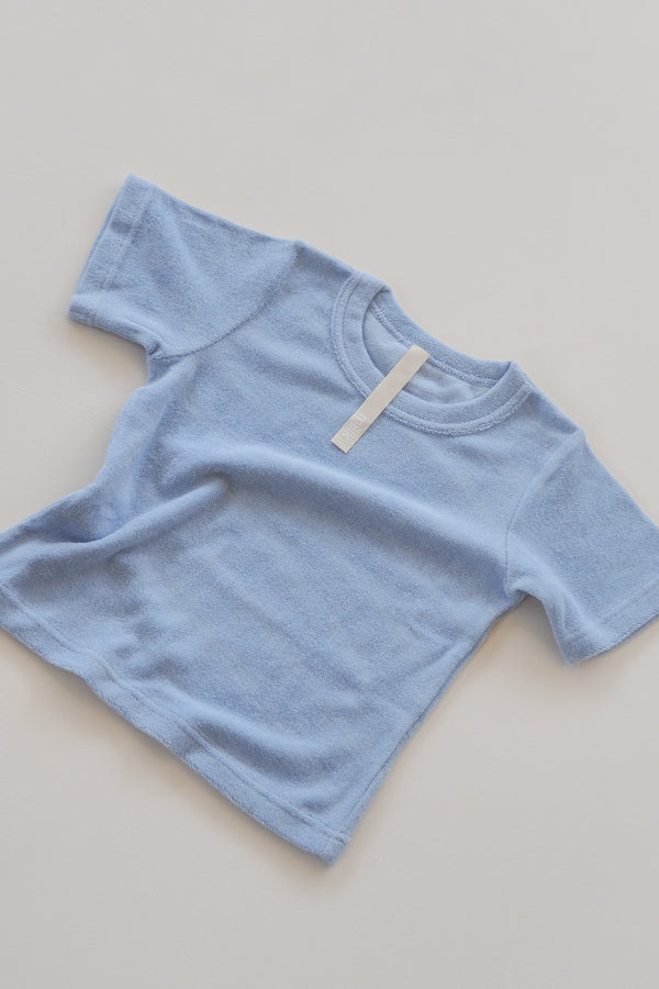 The Casual Tee - Blueberry
