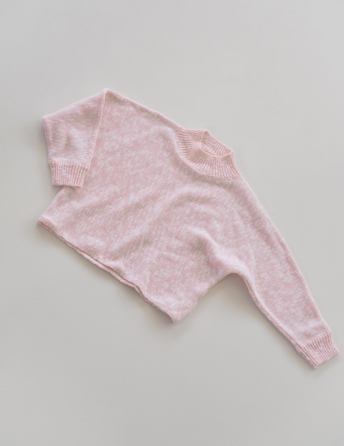 The Anyday Jumper - Strawberry Marle