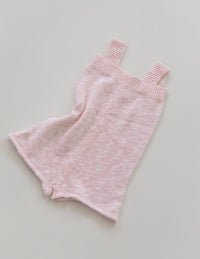 The Anyday Onesie - Strawberry Marle