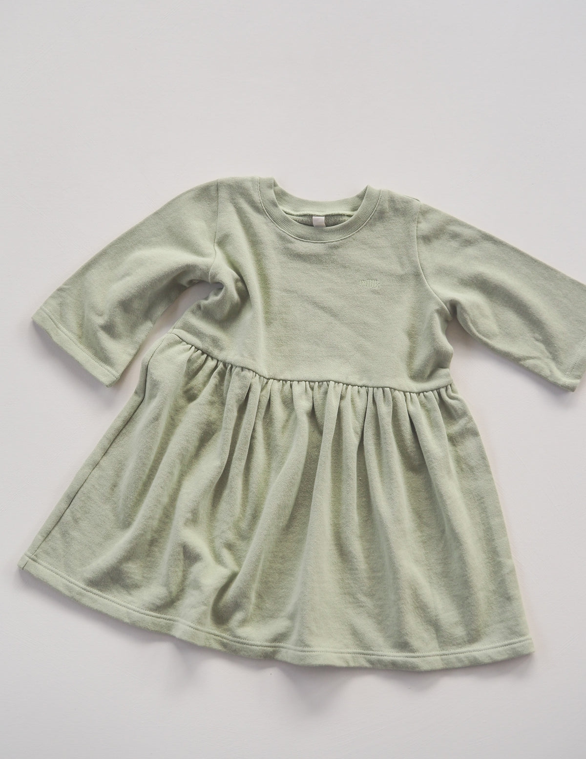 The Cruise Dress - Olive