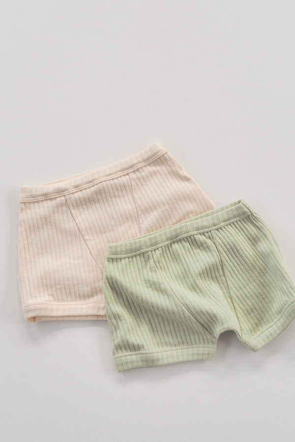 The Base Boy Short - Olive