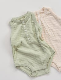 The Base Onesie - Olive