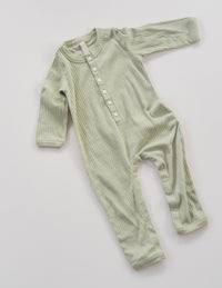 The Base All In Onesie - Olive