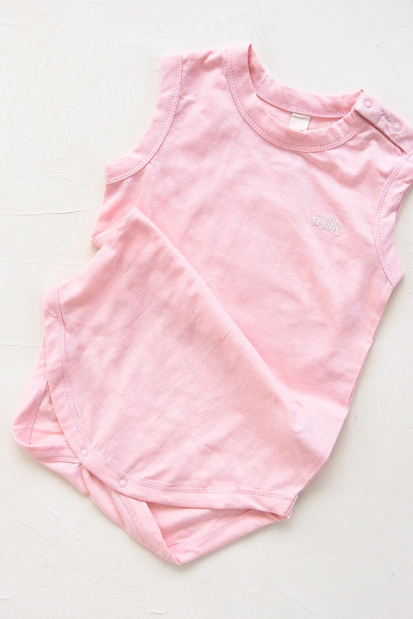 The Original Organic Onesie - Pink