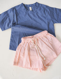The Simple Organic Short - Pink