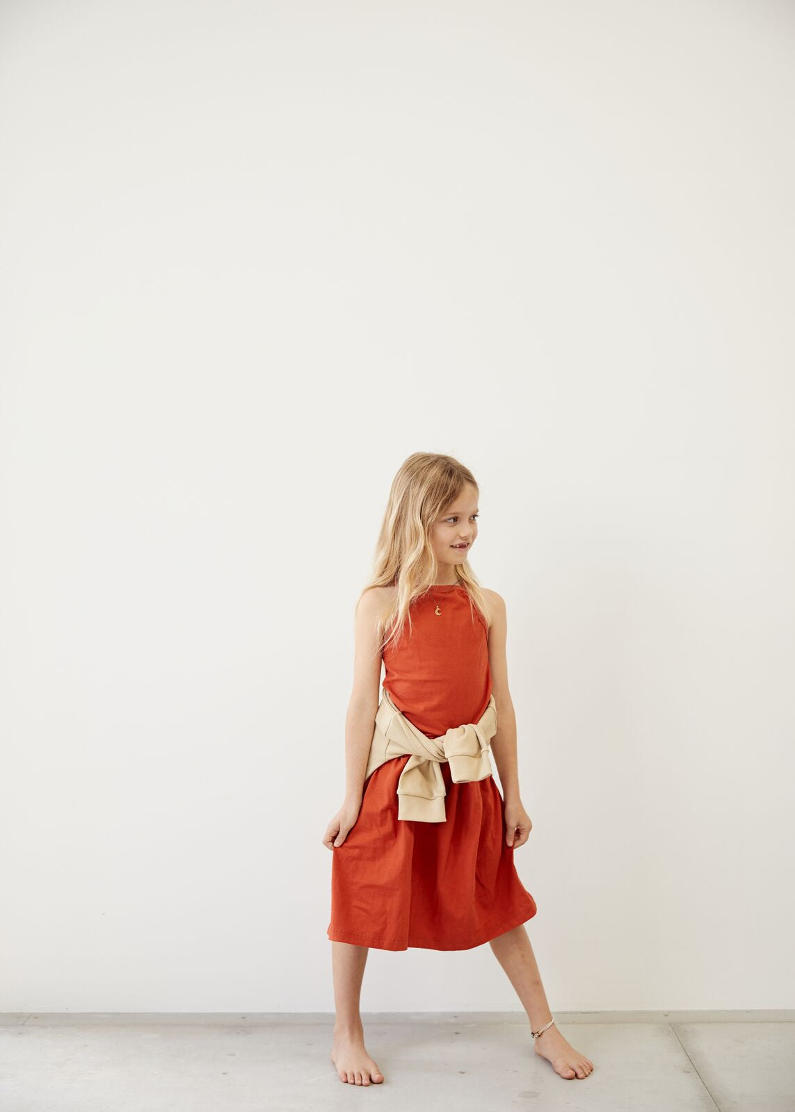 The Basic Dress - Red