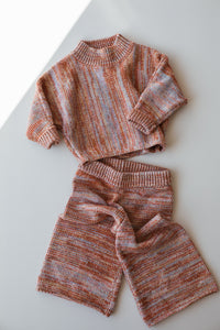 Seasonal Knit Pant - Heirloom