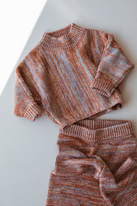 Seasonal Knit Jumper - Heirloom