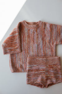 Seasonal Knit Short - Heirloom
