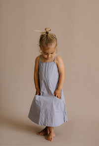 The Classic Midi Dress - Lavender
