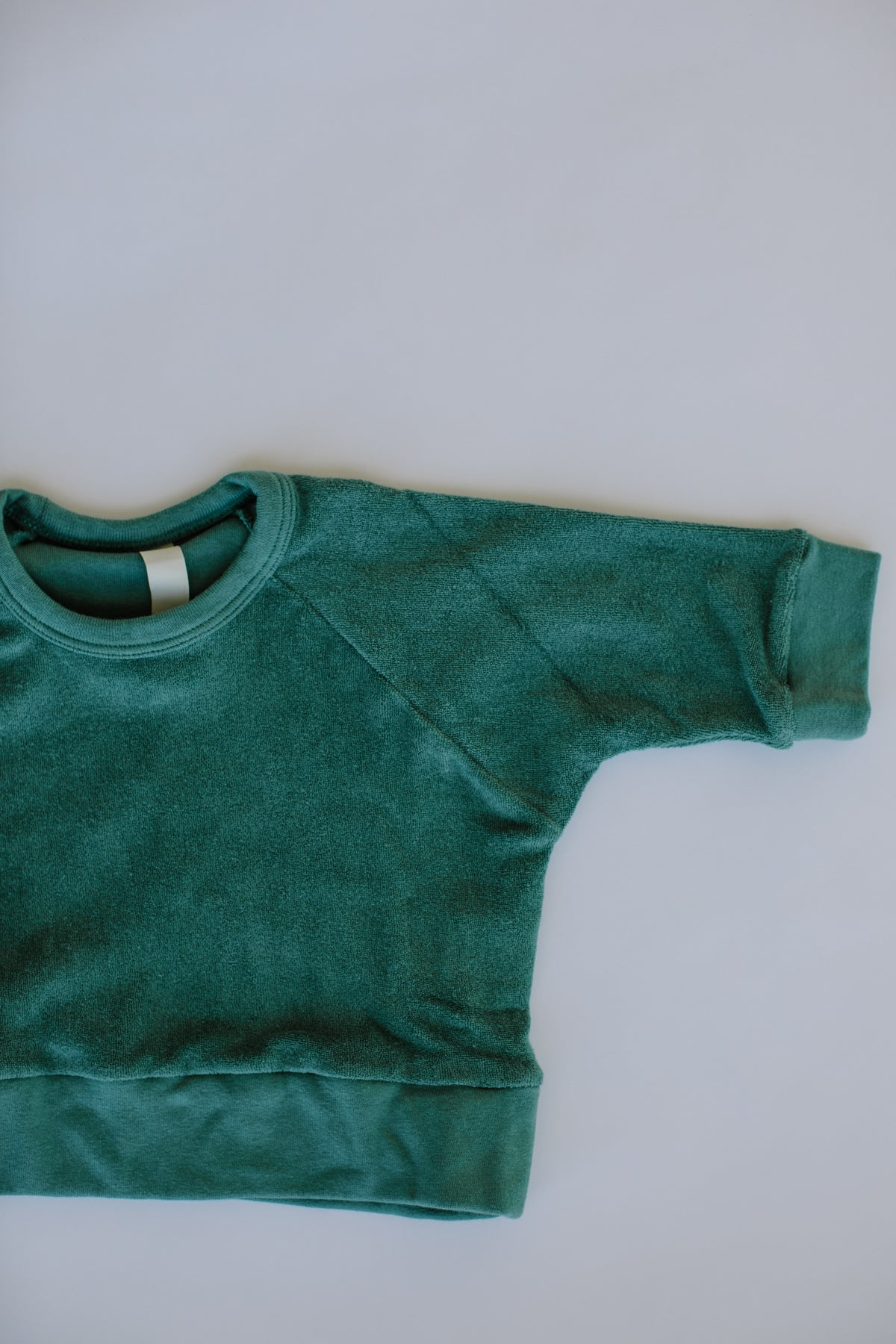 the exclusive sweater - emerald