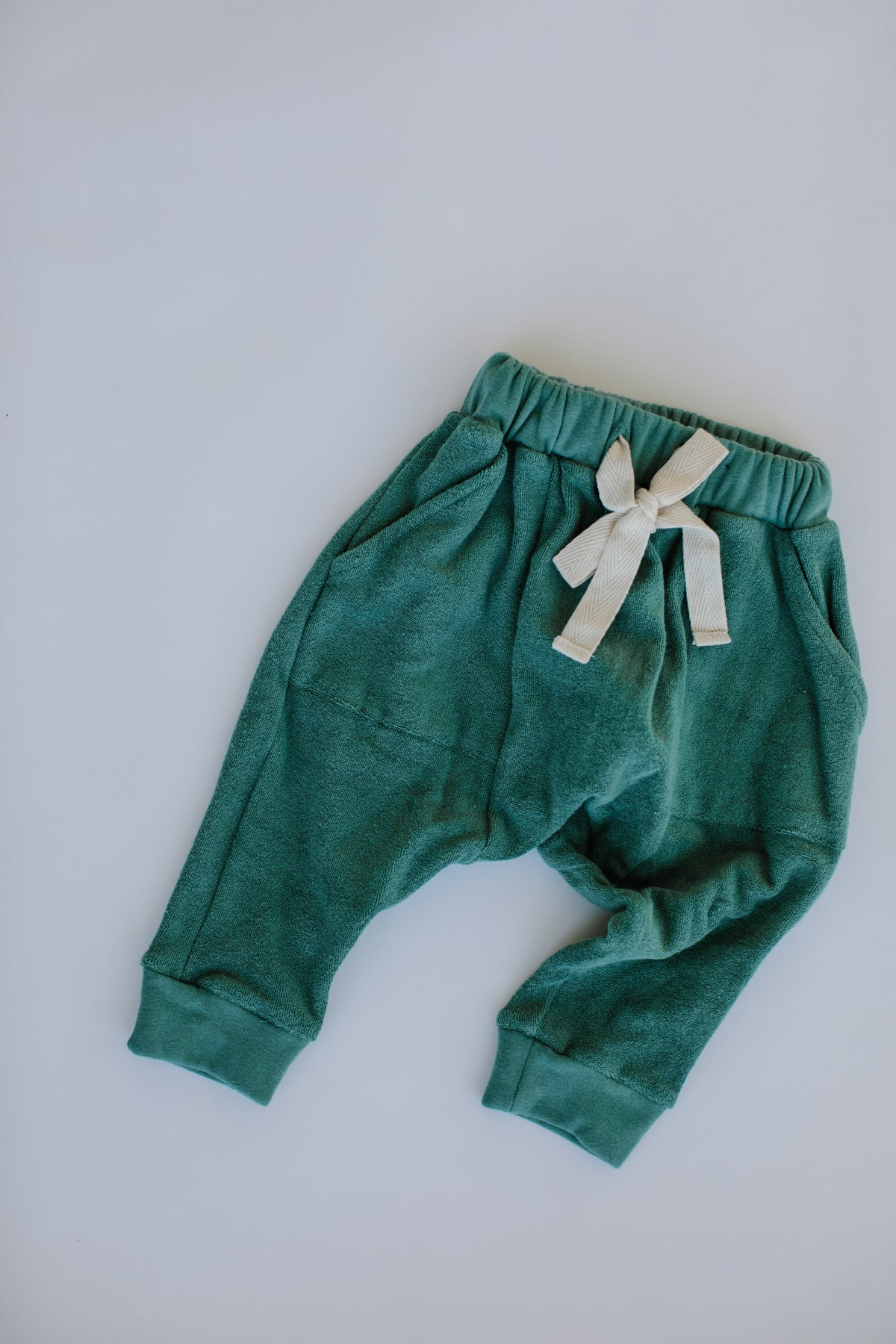 the exclusive pant - emerald
